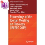 【中商海外直订】Proceedings of the Iberian Meeting on Rheology (Ibe