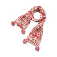 davebella戴维贝拉秋冬季男女童宝宝保暖围巾 婴儿围巾
