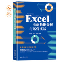 Excel电商数据分析与运营实战