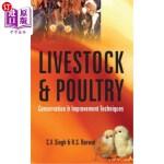 【中商海外直订】Livestock and Poultry: Conservation and Improvement