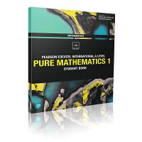 培生爱德思考试教材 Pearson Edexcel International A Level Pure Mathematics 1 Student Book 学生用书
