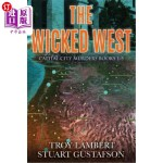 【中商海外直订】The Wicked West: Books 1-5 of the Capital City Murd