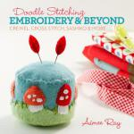 【预订】Doodle Stitching: Embroidery & Beyond: Crewel, Cross St