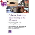 【中商海外直订】Collective Simulation-Based Training in the U.S. Ar