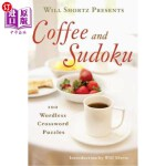 【中商海外直订】Will Shortz Presents Coffee and Sudoku