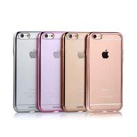 【包邮】Remax iphone6S手机壳 苹果6硅胶防摔耐磨保护壳 6s电镀透明软壳