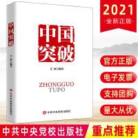 中国突破 艾冰编著 中央党校出版社新时代以突破美国对中国的围堵为主线新时代中国战略方针政策举措9787503567896