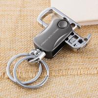 男士腰挂钥匙扣创意汽车钥匙圈环女钥匙链金属挂件