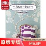 The Power of Pattern 图案的力量:室内和灵感 室内设计资源指南英文原版