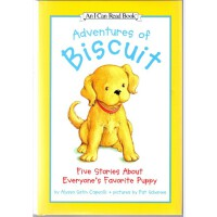 Adventures of Biscuit (I Can Read,My First Level, 5 Books)小