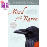 【中商海外直订】Mind of the Raven: Investigations and Adventures wi