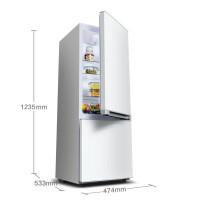 康佳BCD-155C2GBU小冰箱�p�T家用�砷T�冰箱宿舍小型�p�_�T�冰箱