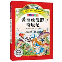 爱丽丝漫游仙境:语文新课标 中小学生必读丛书 快乐读书吧 彩绘注音版