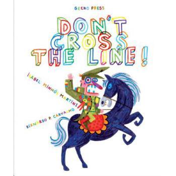 【预订】Don't Cross the Line! 预订商品,需要1-3个月发货,非质量问题不接受退换货。