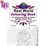【中商海外直订】Real World Colouring Books Series 42