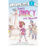 Fancy Nancy at the Museum Book and CD 漂亮的南希去博物馆(书+CD)(I Can Read,Level 1)ISBN 9780061706585