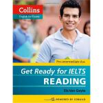 现货 英文原版 Collins Get Ready for Ielts Reading (Collins Englis