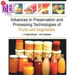 【中商海外直订】Advances in Preservation and Processing Technologie