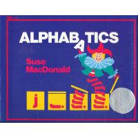 Alphabatics(Caldecott Hornor)神奇的字母(凯迪克银奖)ISBN 9780689716256