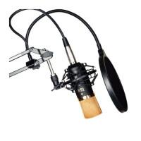 iSK BM-700 专业电容麦克风 电脑k歌 专业录音棚麦克风套装
