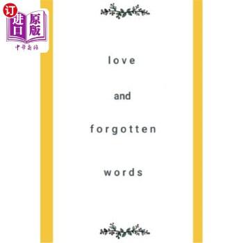 【中商海外直订】Love and Forgotten Words