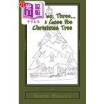 【中商海外直订】One, Two, Three...There Goes the Christmas Tree