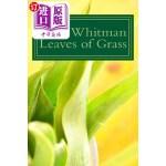 【中商海外直订】Walt Whitman Leaves of Grass