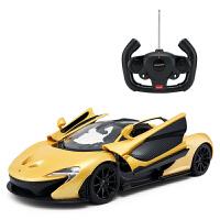 儿童遥控车遥控开门充电遥控车模型 电动遥控玩具车