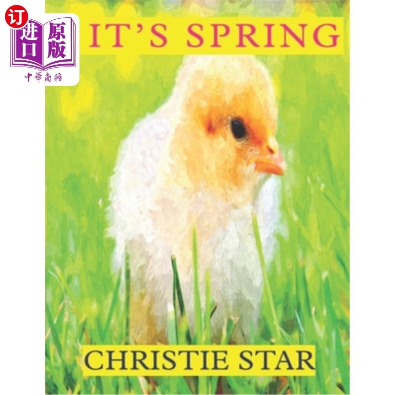 【中商海外直订】It's Spring: An Alphabet Celebrating the Seasons Book