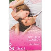 Not Just a Cowboy (Mills & Boon Cherish) (Texas Rescue, Boo
