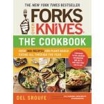 【预订】Forks Over Knives - The Cookbook: Over 300 Recipes for