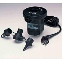 INTEX电泵66620/66626充抽两用电动充气泵 压缩收纳袋可用