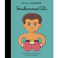 小男孩,大梦想:穆罕默德・阿里 Mohammed Ali 英文原版 精装绘本 名人传记 Little People, B