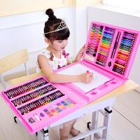 儿童画笔蜡笔水彩笔套装创意生日礼物画画小学生女孩美术绘画工具
