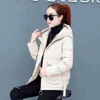 版短款2019冬季装bf棉袄女士韩版面包服加厚棉衣外套