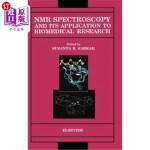 【中商海外直订】NMR Spectroscopy and Its Application to Biomedical