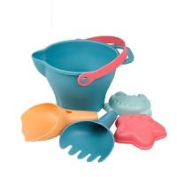 宝宝挖玩沙子铲子花洒工具戏水洗澡套装儿童沙滩玩具