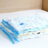 棉被压缩整理袋压缩袋真空收纳加厚 装棉被子特大号收纳袋衣物专用中号80*60 透明