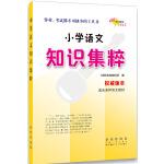 小学语文知识集粹权威版本适合各种语文教材