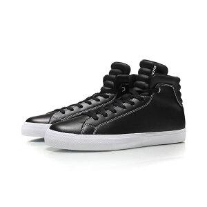 李宁LINING男鞋休闲鞋高帮板鞋运动鞋AGCN291-2