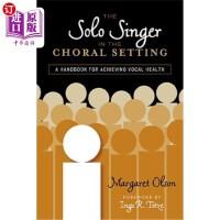 【中商海外直订】Solo Singer in the Choral Settpb