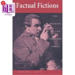 【中商海外直订】Factual Fictions: The Origins of the English Novel