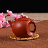 宜�d紫砂�卦铝�卦��V朱泥陶瓷茶�夭杈咝√��_茶器茶水�嘏莶��