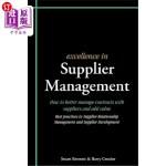 【中商海外直订】Excellence in Supplier Management