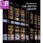 【中商原版】大英图书馆都收藏了啥书 英文原版 The Book of the British Library