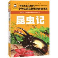 正版 昆虫记 注音彩图版 9787565821042 cszy