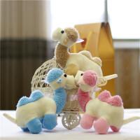 婚庆结婚毛绒玩具玩偶抓机娃娃小号猪公仔布娃娃儿童女生礼物 黑色 沙漠骆驼 20厘米左右单个颜色随机