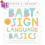 【中商海外直订】Baby Sign Language Basics: Early Communication for