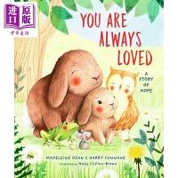 【中商原版】Harry Cunnane:You Are Always Loved 你被爱包围 温馨绘本