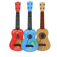 儿童四弦吉他玩具可弹奏仿真尤克里里迷你乐器
